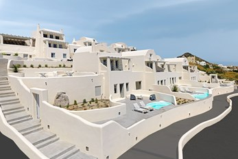 Dome Santorini Resort