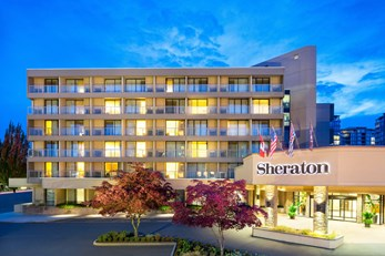 Sheraton Vancouver Airport Hotel
