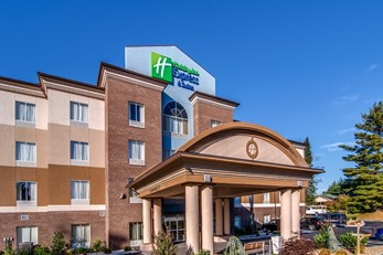 Holiday Inn Express Suites Wytheville
