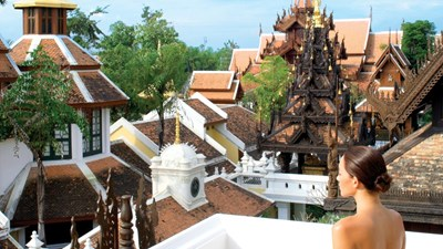 The Dhara Dhevi Chiang Mai