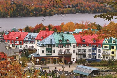 Tremblant Resort 02
