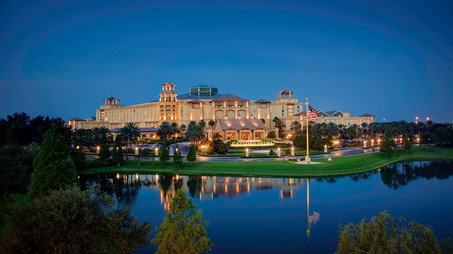 The 1,416-room Gaylord Palms Resort & Convention Center in Kissimmee is adding 303 guest rooms and 90,000 square feet of meeting and prefunction space.