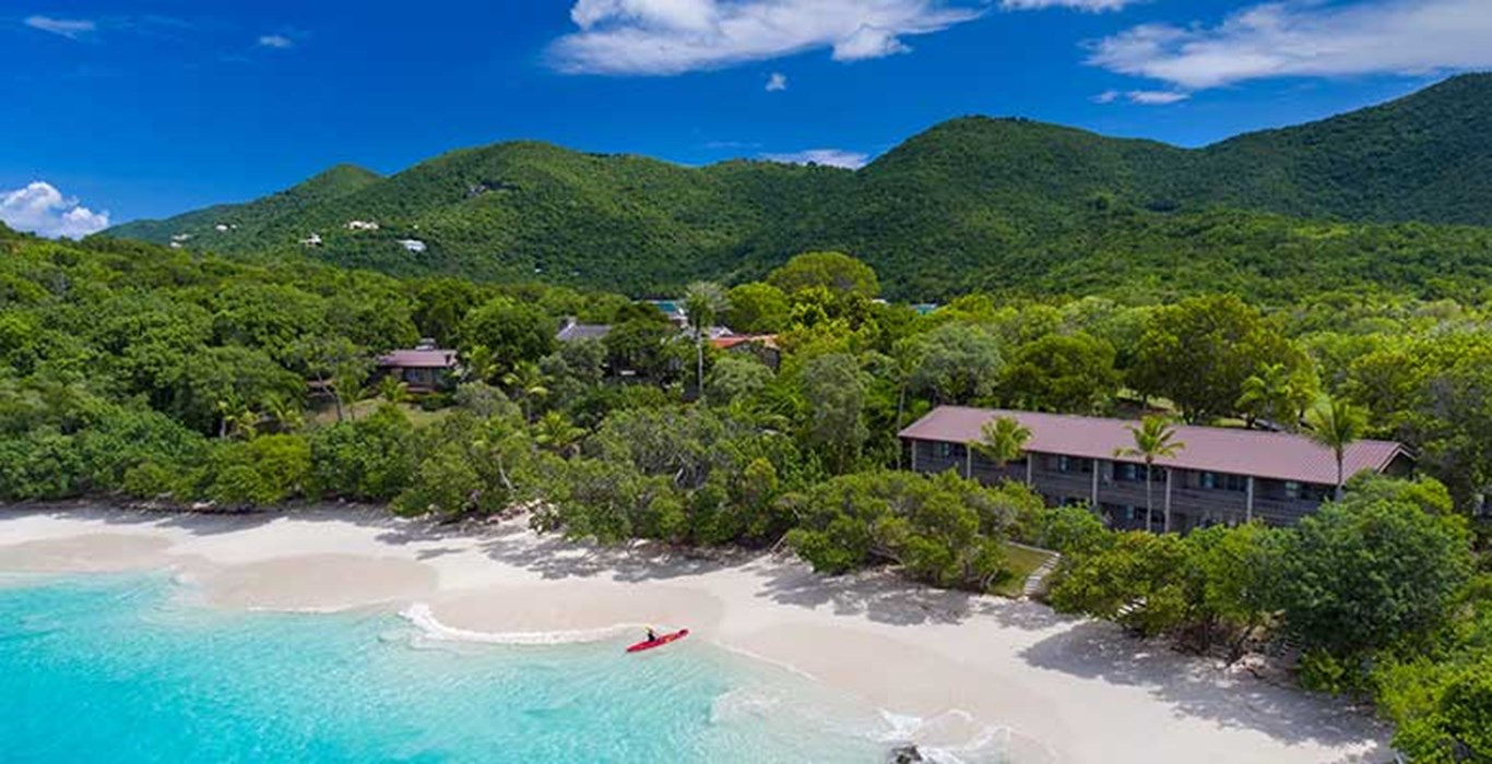 Caneel Bay Resort, St. John, USVI, remains shuttered. At press time, plans for reopening had yet to be announced.