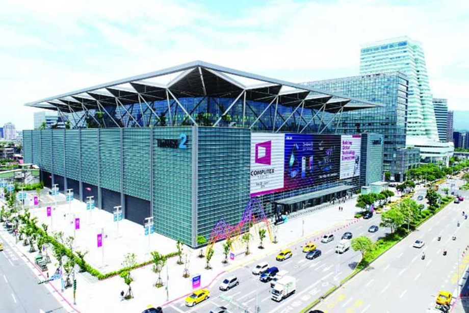 Taipei Nangang Exhibition Center Hall 2 (TaiNEX 2) offers 1.7 million square feet of floor space for events.