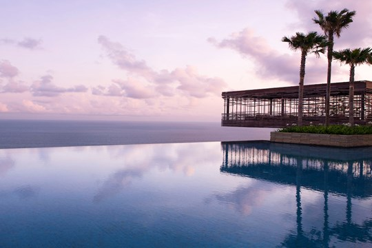 Alila Villas Sunset