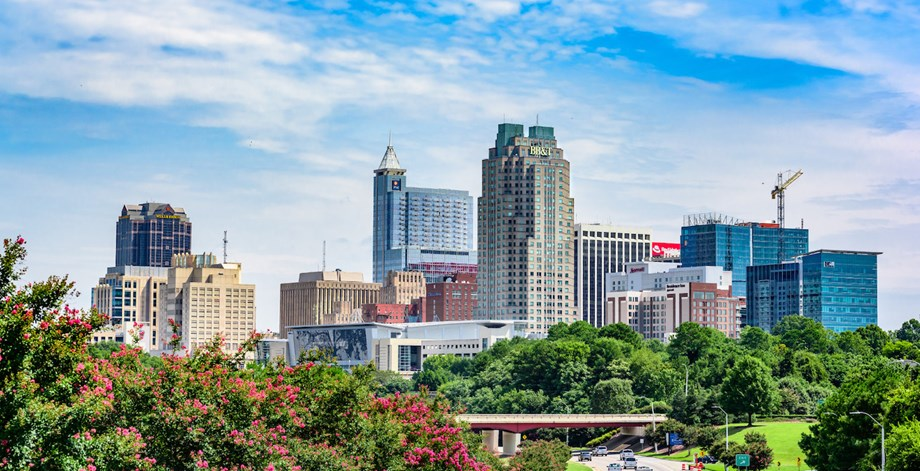 Visit North Carolina has received $15 million in CARES Act funding for a recovery marketing program to promote its destinations, such as the capital, Raleigh.