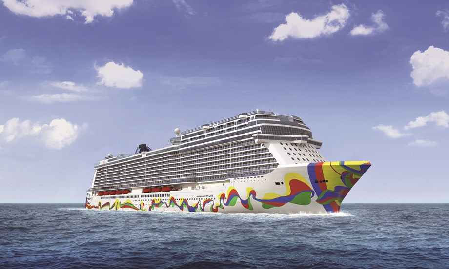 Encore Cruise Ship for Events