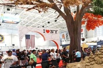 Expo Center Debuts at New York State Fairgrounds