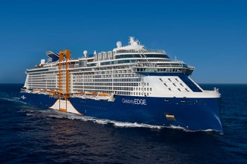 Celebrity Edge Sets Sail With a Mission to Promote Gender Equality and Diversity