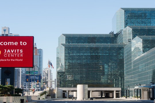 Javits Center Expansion