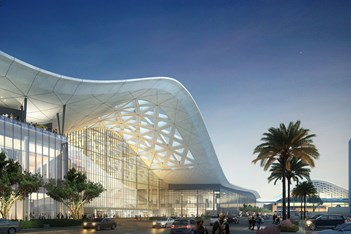 Agreement Paves Way for Further Expansion of the Vegas Convention Center