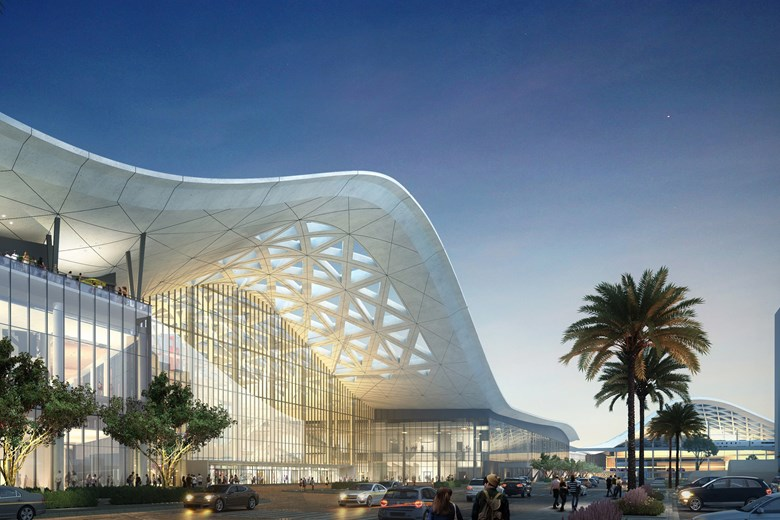 Agreement Paves Way For Further Expansion Of The Vegas Convention