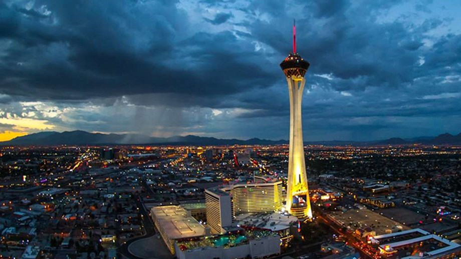 In Vegas, the revitalized Stratosphere is now the Strat Hotel, Casino and SkyPod.
