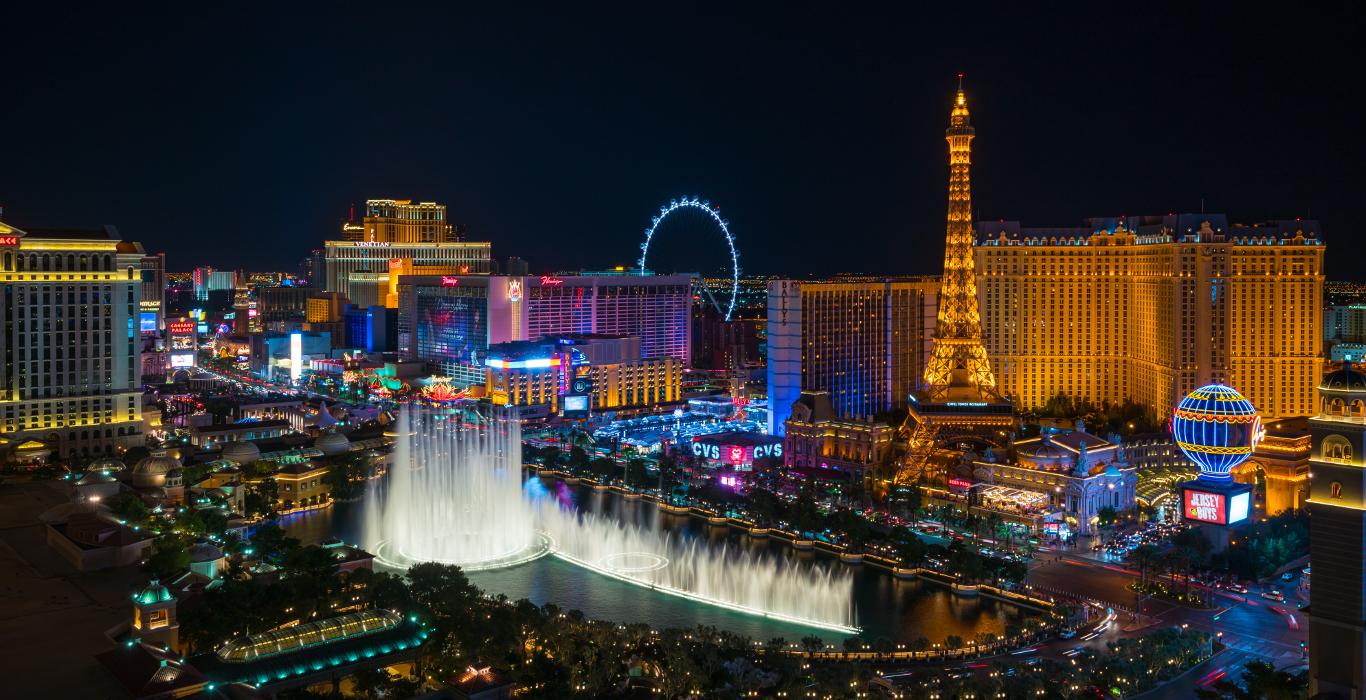 The Top 5 Meeting Hotels On The Las Vegas Strip Northstar Meetings