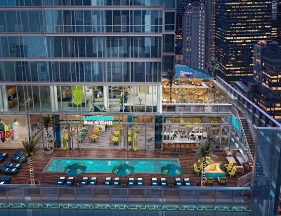 Margaritaville Resort will add 234 rooms to NYC.