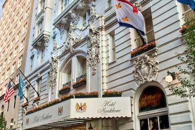 Hotel Monteleone dates back to the 1880s.
