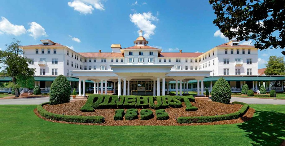 North Carolina's Pinehurst Resort, a member of Historic Hotels of America