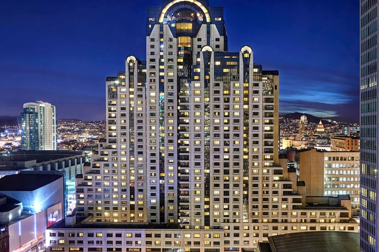 The San Francisco Marriott Marquis