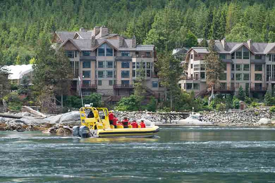 business-events-canada-incentive-sonora-resort-whale-watching