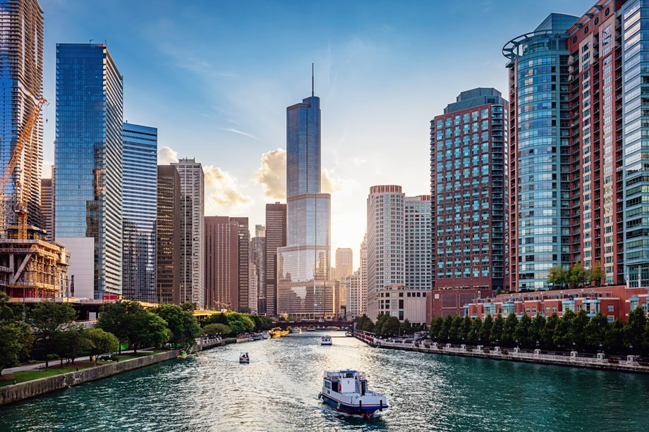 Chicago-River-Waterfront