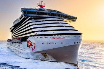 Scarlet Lady Virgin Cruise Ship Coronavirus Delayed Debut