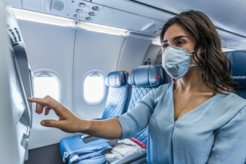 Delta-masks-passenger-safety-covid-airline-travel