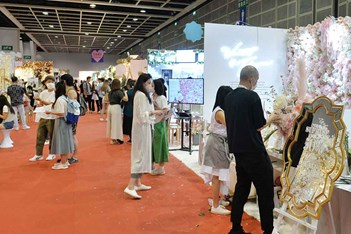 Hong Kong Convention and Exhibition Centre Hosts Its First Trade Show Since Pandemic Hit