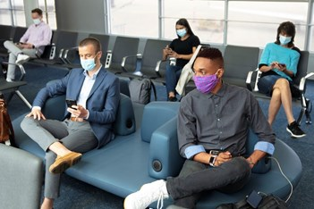 Airlines Enhance Safety Protocols with Health Assessments, Mandatory Face Masks and More