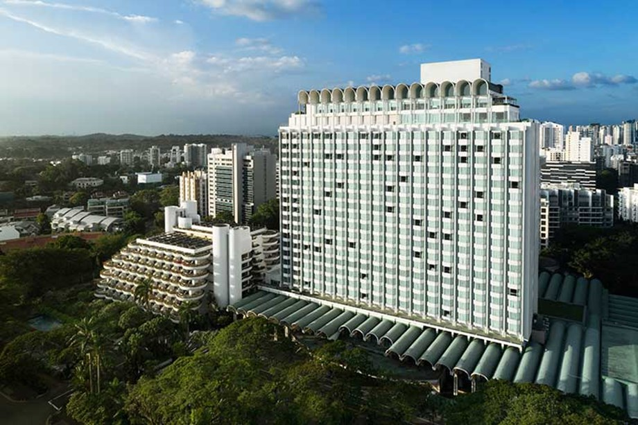 Shangri-La Hotel, Singapore, has taken a number of health steps to earn its SG Clean certificate.