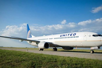 United Asks Passengers to Complete Health Self-Assessment