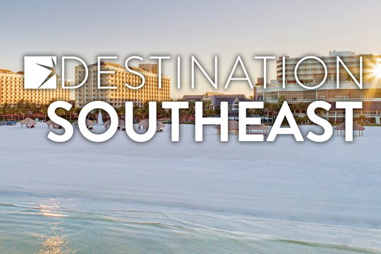 Dest Southeast 2020 Website Header