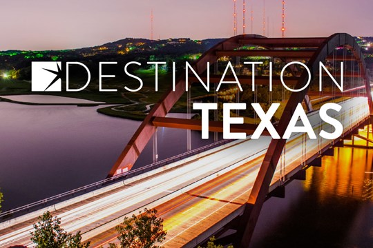 Destination Texas