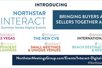 Event Professionals Meet Digitally at Northstar's Interact Event Series
