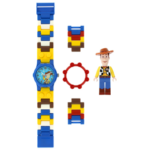 Lego Woody watch and clock