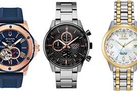 4 Watches That Make Ideal Incentive Rewards