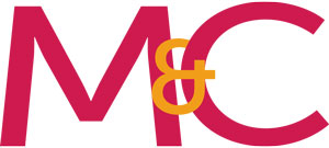 Updated M&C brand logo